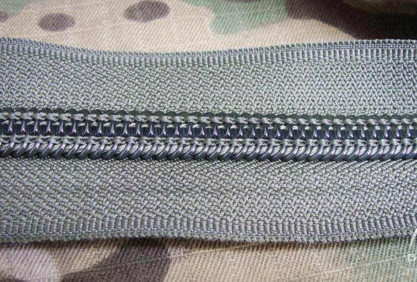 Taśma suwakowa grubospiralna 10mm 50cm