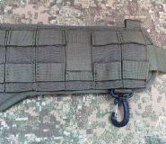 Ergonomic Tactical belt MOLLE