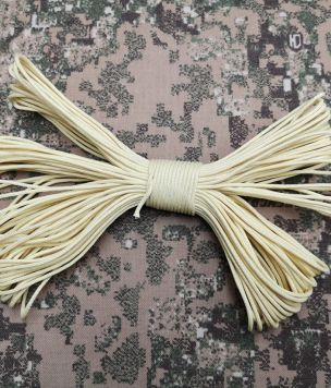 Tactical Kevlar® Aramid 525 USA made cordage