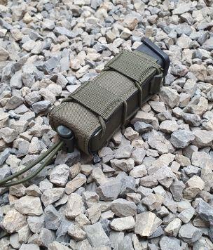 Ładownica na magazynki Szybka PRO pistoletowa Kydex