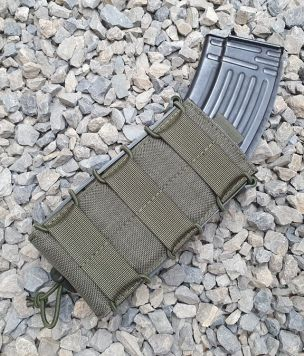 Fast PRO M4/AK Long magazine pouch Kydex