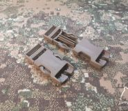 Side Release Buckle SPLIT BAR 25mm ITW Nexus