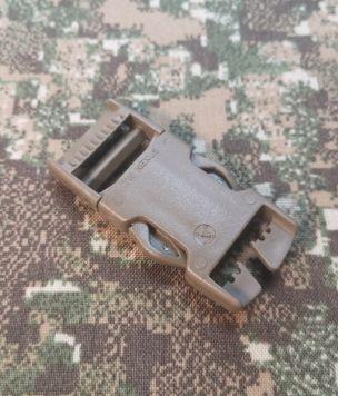 Klamra zatrzaskowa 25mm NAPRAWCZA ITW Nexus - split bar SR25