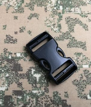 Double Side Release Buckle 25mm ITW Nexus - DWSR25