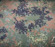 Uniform fabric for clothing Flecktarn 0,5mb