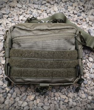 Тактическая поясная сумка EDC Baribal