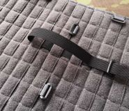 "2x mounting strap 9"" (5 MOLLE height)"