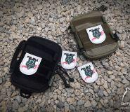 Wolf - morale patche + Velcro
