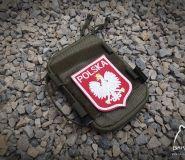 Polish emblem - morale patche + Velcro