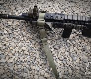 Tactical 2 point sling for rifles