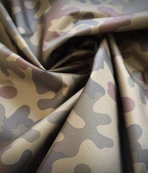 Военная польская Kodura ткань OXFORD WZ.93 0,5mb