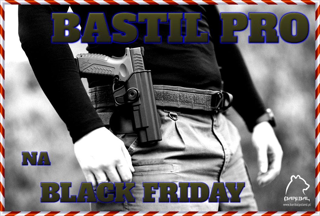 Pas strzelecki Bastil PRO od BaribalPoland na Black Friday