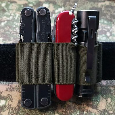 Belt mounted elastic band organizer +35pln