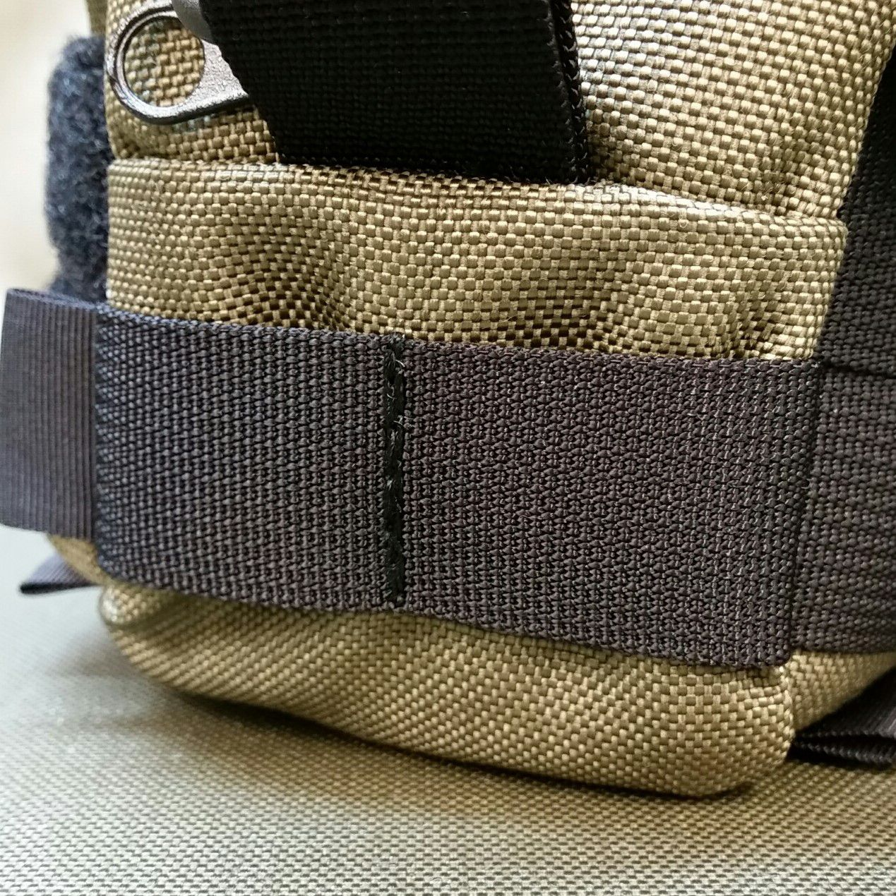 1 row of MOLLE webbing on sides +8pln