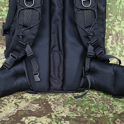 Prepare the Geron backpack for Profiled Comfort padded belt in the future +30pln