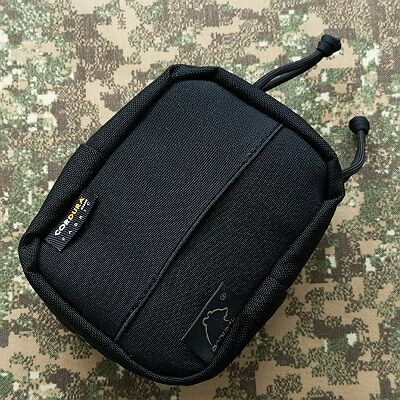 Black elastic opening to main compartment +15pln