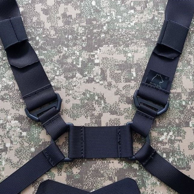 Type H 40mm webbing harness +65pln