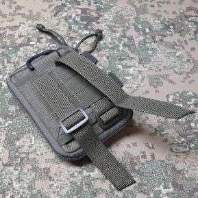 "2x mounting straps short 3"" / 2 molle +12pln"