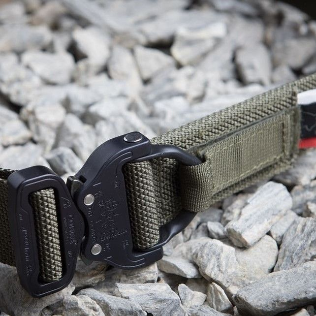 Tactical belt Bastil D-ring with ANSI Cobra buckle +169pln - OUT OF STOCK (restock expected untill end of August)