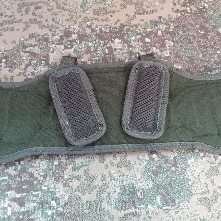 Detachable pads with 10mm foam for extra comfort 6pcs +60pln