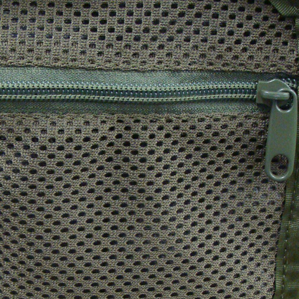 Pocket with zipper closure +9pln