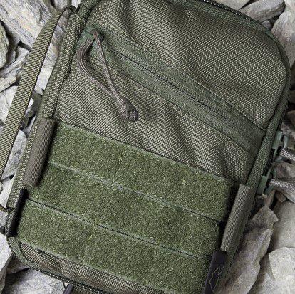 Pocket with zipper closure +16pln