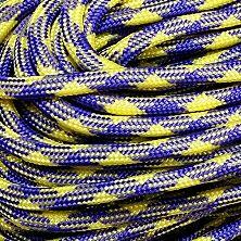 Zółty camo-purple