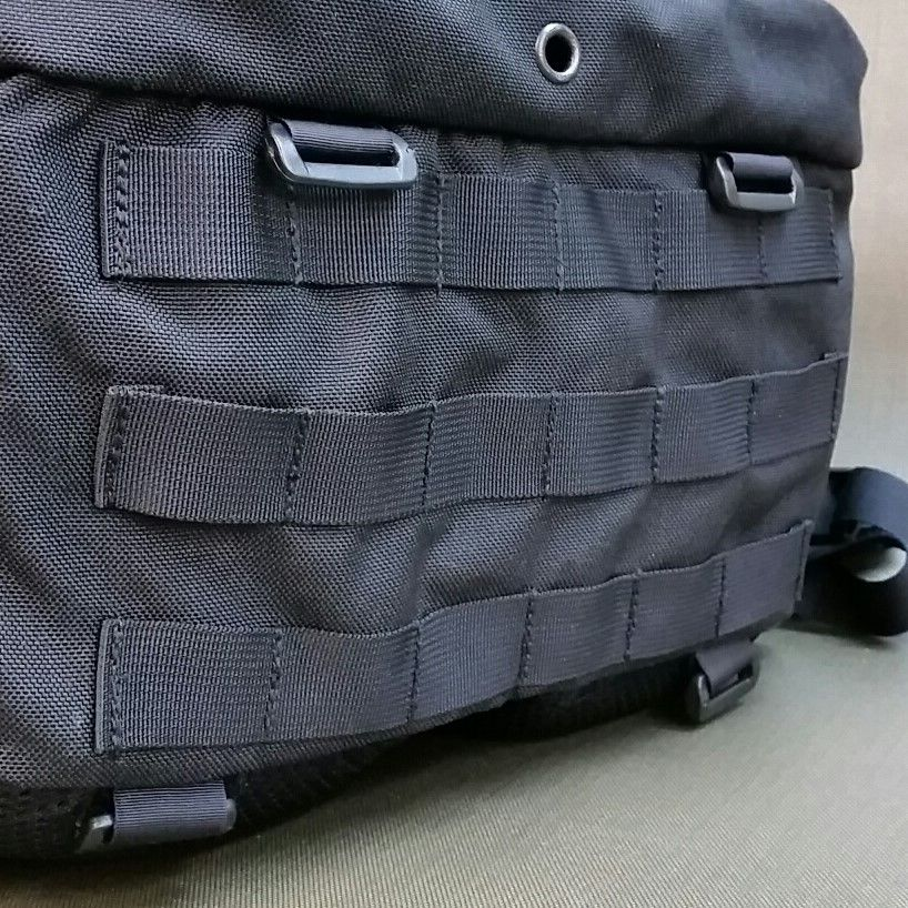 3 rows of MOLLE webbing +19pln