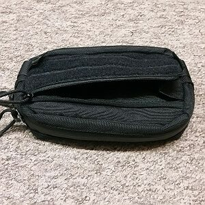 Zippered pocket with overlap extension +19pln