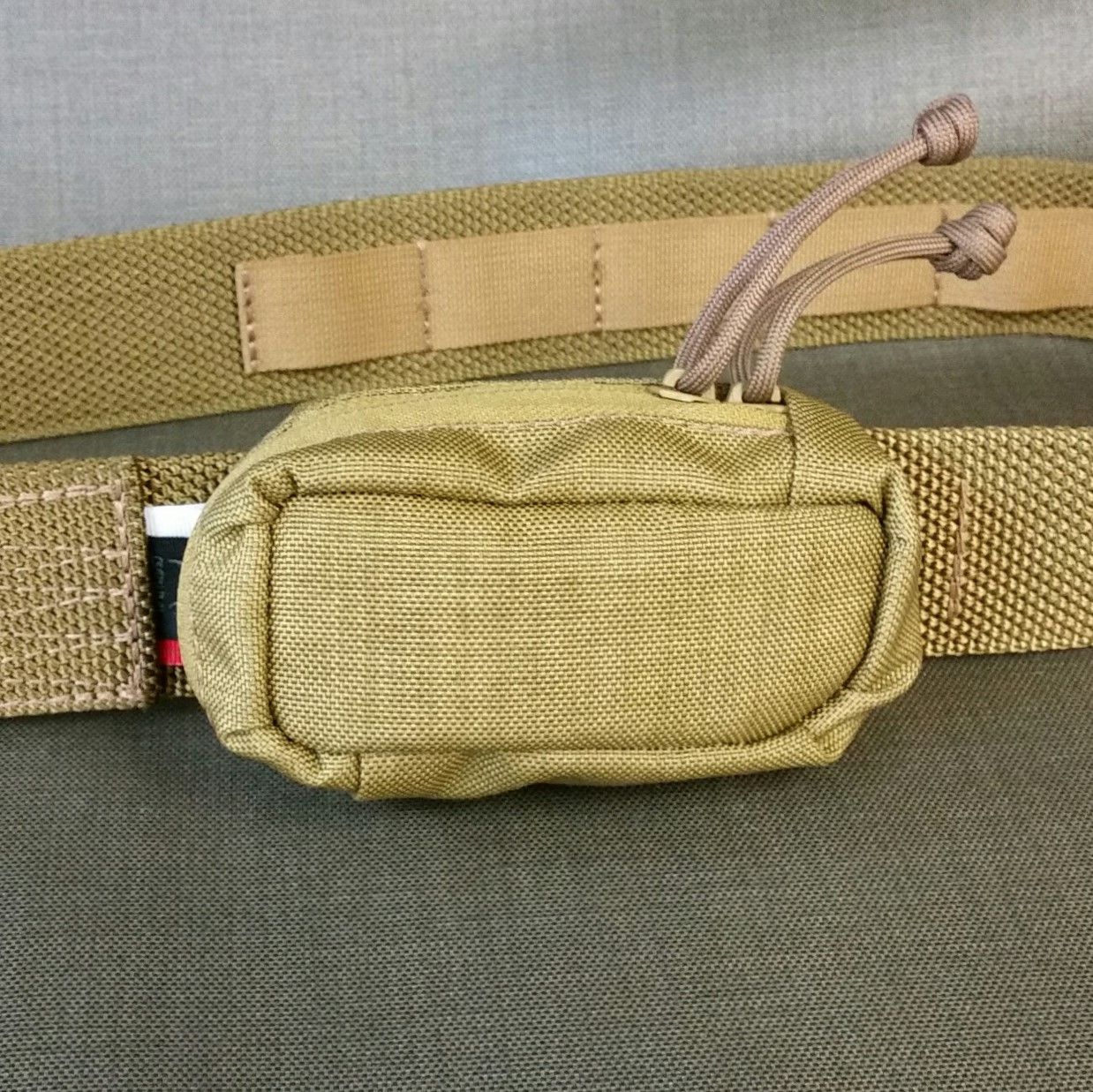Cargo pouch 2x1 Slim belt type +35pln
