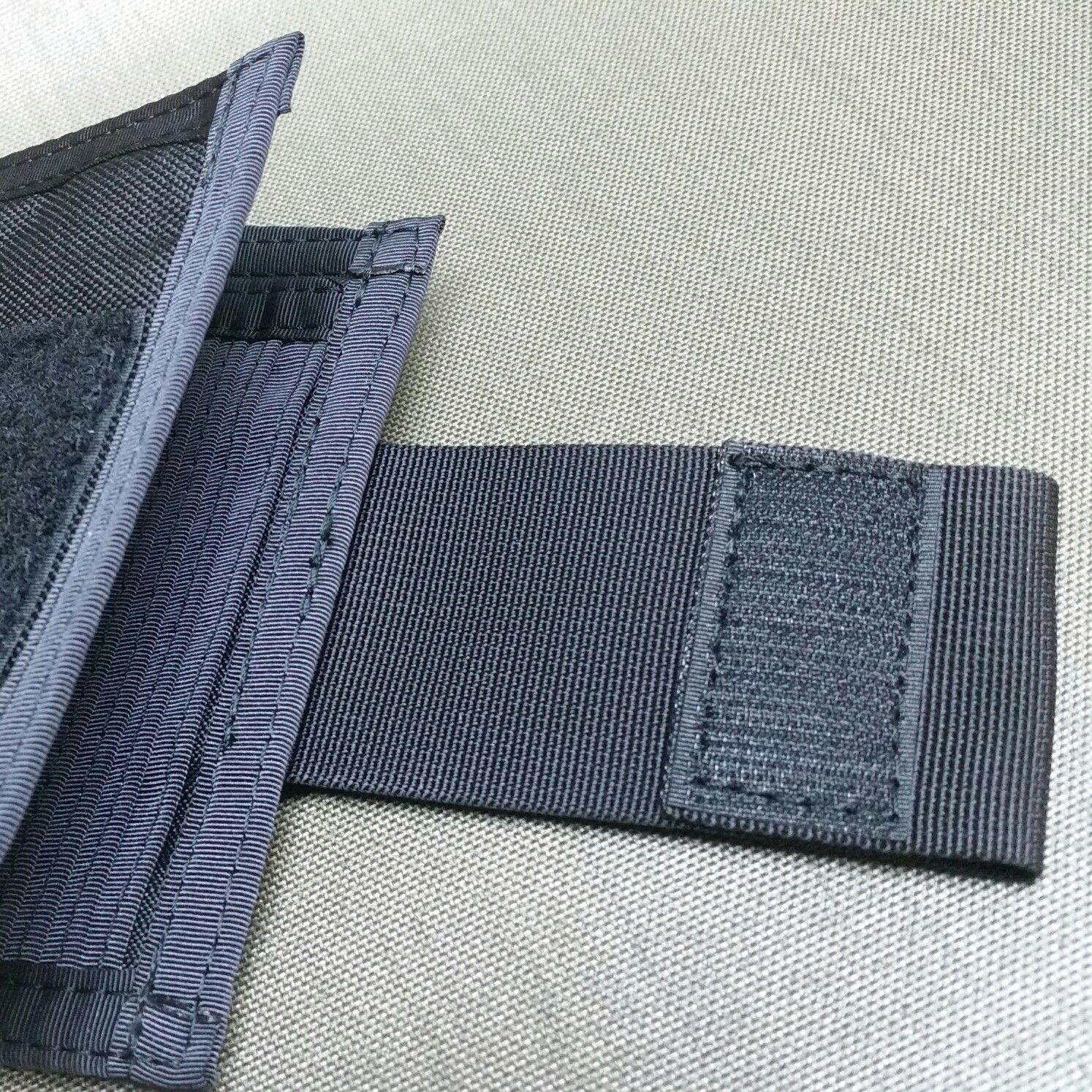 Velcro closure