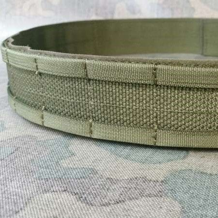 2 x 10mm MOLLE webbing 70cm on the outside of Bastil +29pln