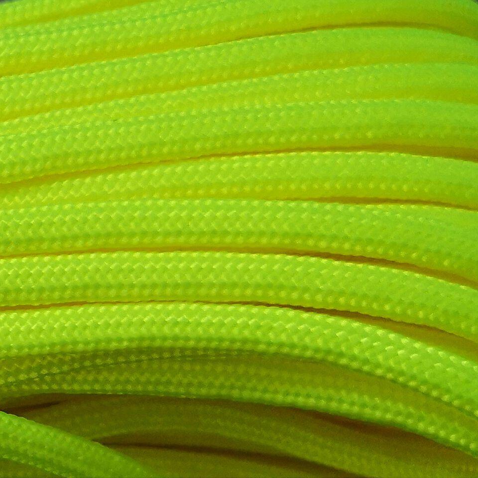 yellow neon