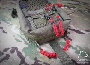Quick Detachable Medical Pouch - customs